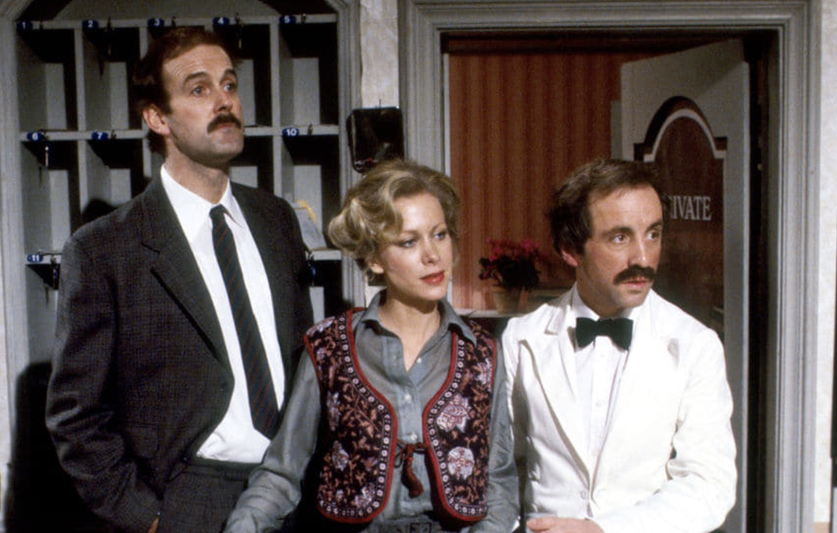 Fawlty Towers BBC 1975