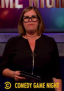 Picture Comedy Game Night Sally Lindsay