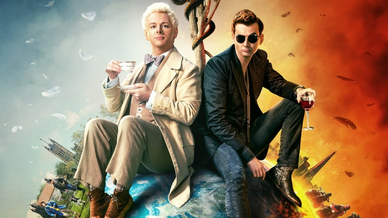 Picture from Good Omens.