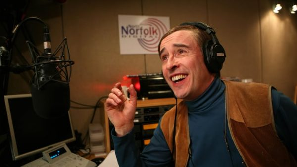 Picture from I'm Alan Partridge.