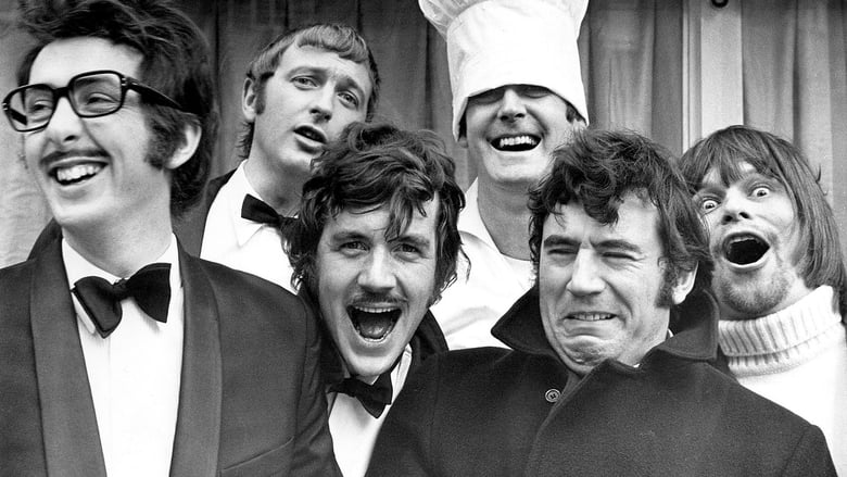 Picture from Monty Python's Flying Circus.