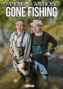 Picture Mortimer and Whitehouse: Gone Fishing Brown Trout: River Test