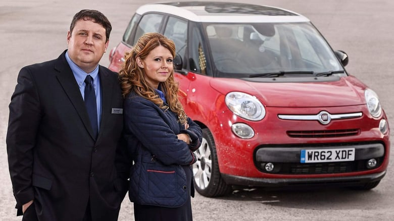 Picture of Peter Kay's Car Share