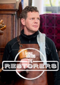 Picture Salvage Hunters: The Restorers Episode 14
