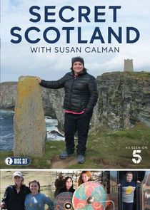 Picture Secret Scotland with Susan Calman Fife and the East