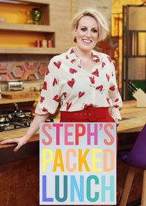 Picture Steph's Packed Lunch Episode 1