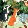 Picture from The Animals of Farthing Wood.