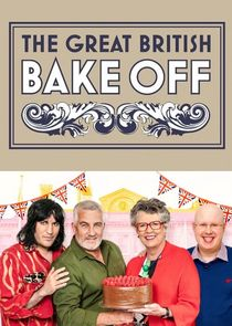 Picture The Great British Bake Off Cake Week
