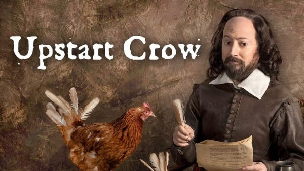 Picture from Upstart Crow.