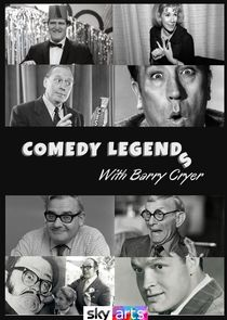Picture Comedy Legends Eric Sykes