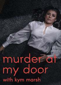 Picture Murder at My Door with Kym Marsh Death in the Village