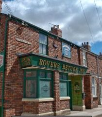 Picture Coronation Street Friday 1st January
