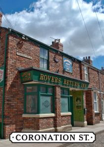 Picture Coronation Street Friday 15th January