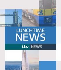 Picture ITV Lunchtime News 22/01/2021