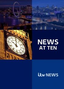 Picture ITV News at Ten 15/01/2021