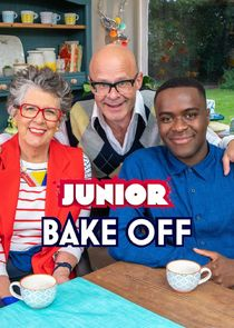 Picture Junior Bake Off Episode 5