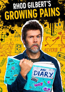 Picture Rhod Gilbert's Growing Pains Episode 4