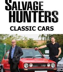 Picture Salvage Hunters: Classic Cars Ford Cortina GT & Saab 96