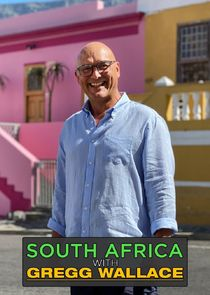 Picture South Africa with Gregg Wallace Augrabies Falls