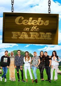 Picture Celebs on the Farm Episode 9