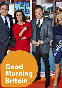 Picture Good Morning Britain 18/02/21