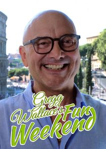 Picture Gregg Wallace's Fun Weekend Istanbul