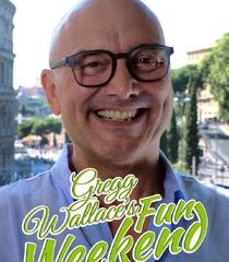 Picture Gregg Wallace's Fun Weekend Rome