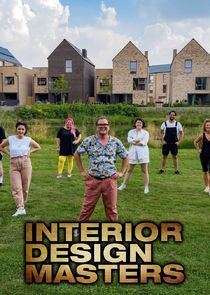 Picture Interior Design Masters with Alan Carr Episode 4