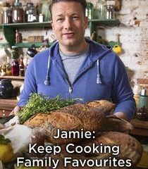 Picture Jamie: Keep Cooking Family Favourites Avocado Hollandaise and Speedy Sausage Pizza