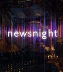 Picture Newsnight 25/02/2021