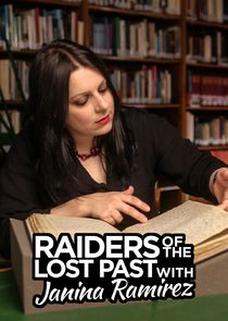 Picture Raiders of the Lost Past with Janina Ramirez The Viking Ship