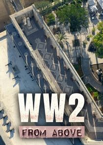 Picture World War 2 from Above Monte Cassino