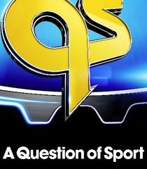 Picture A Question of Sport Colin Jackson