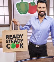 Picture Ready Steady Cook Episode 4