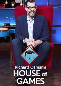 Picture Richard Osman's House of Games Mina Anwar