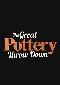 Picture The Great Pottery Throw Down A Pedestal Sink & a Chamber Pot