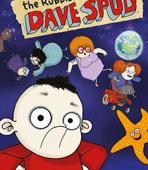 Picture The Rubbish World of Dave Spud The Beast of Grimsby
