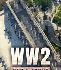Picture World War 2 from Above Nazi War Machine