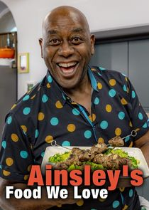Picture Ainsley's Food We Love Episode 1