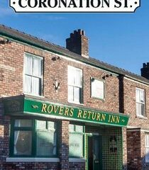 Picture Coronation Street Friday 9th April