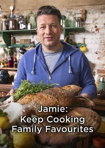 Picture Jamie: Keep Cooking Family Favourites Sausage Casserole and Aubergine Salad