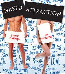 Picture Naked Attraction Jay & Victoria