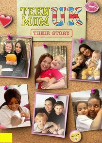Picture Teen Mom UK: Their Story Mia & Emma's Story