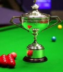 Picture World Championship Snooker Highlights Day 1