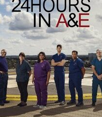 Picture 24 Hours in A&E Episode 1