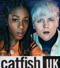 Picture Catfish UK The TV Show Tasheeka and Aaron