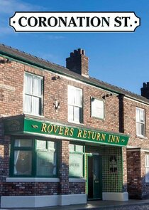Picture Coronation Street Wednesday 5th May