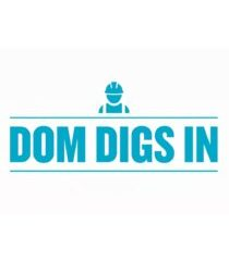 Picture Dom Digs In Construction
