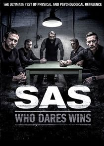 Picture SAS: Who Dares Wins Episode 1