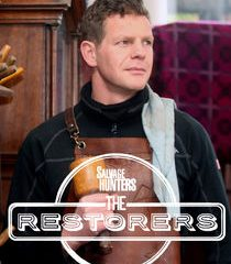 Picture Salvage Hunters: The Restorers Episode 7